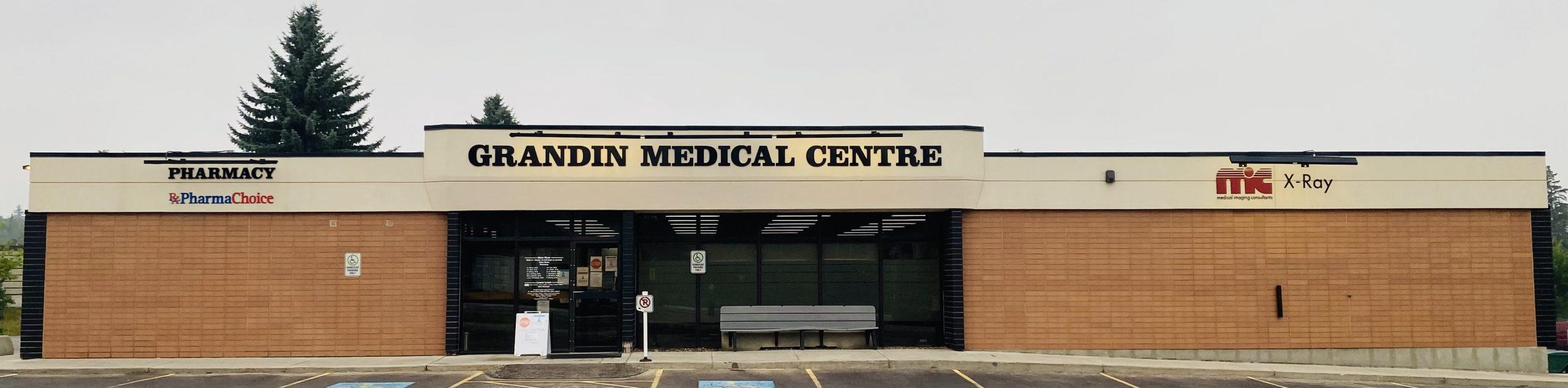 Grandin Medical Centre